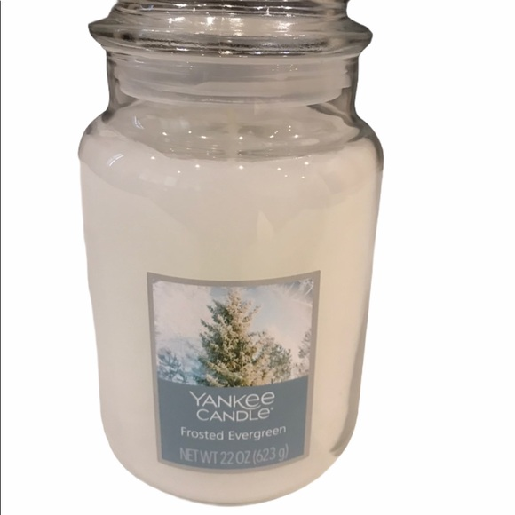 Yankee candle Frosted Evergreen